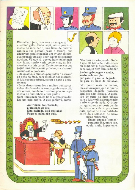 Fungagá da Bicharada, Christmas number, December 1976 - 13