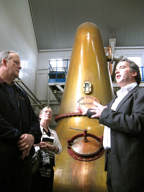 No 14 Tormore Distillery