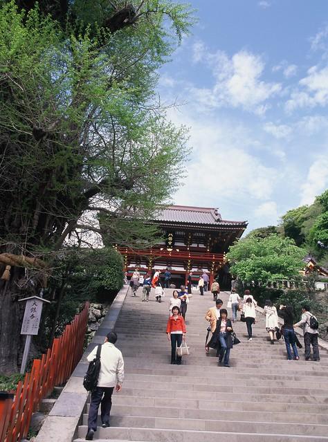 鎌倉八憣宮