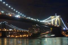 happy b-day; Brooklyn Bridge