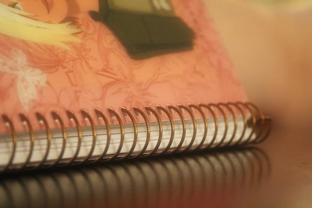 *notebook*