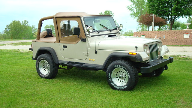 1995 jeep wrangler rio grande 002 flickr photo sharing. Black Bedroom Furniture Sets. Home Design Ideas