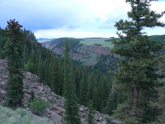 La Jara Canyon