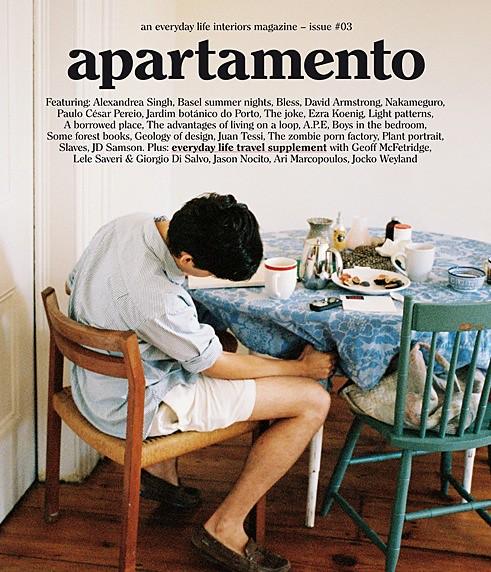 Apartamento Magazine Issue 17 Jason Schwartzman Petra Collins Wolfgang Tillmans