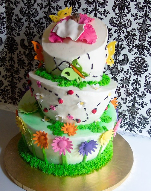 baby shower cakes spring baby shower cake ideas