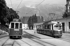 Innsbruck Verkehrs Betriebe 1970