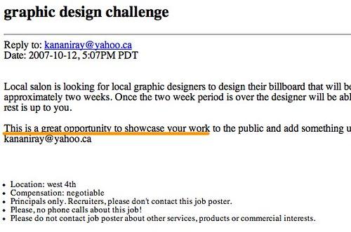graphic design challenges