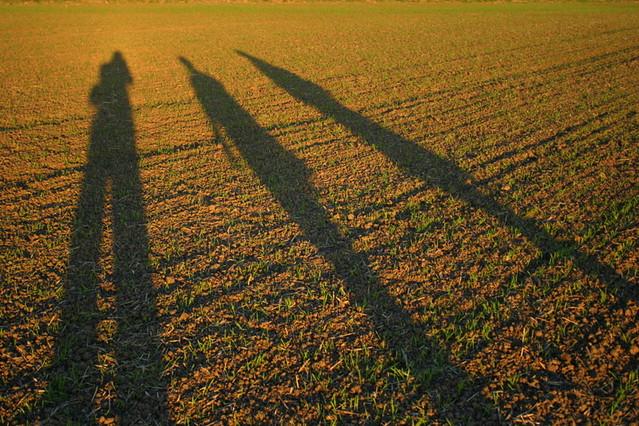 20km Hike: Hastings to Rye - 20/10/2007