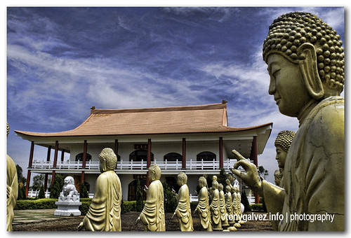 Fotos de Brasil: templo budista de Foz de Iguazú