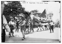 China in N.Y. 4th of July Parade  (LOC)
