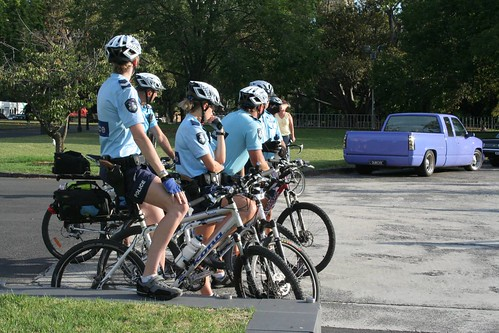 Police Bicycle Squad
