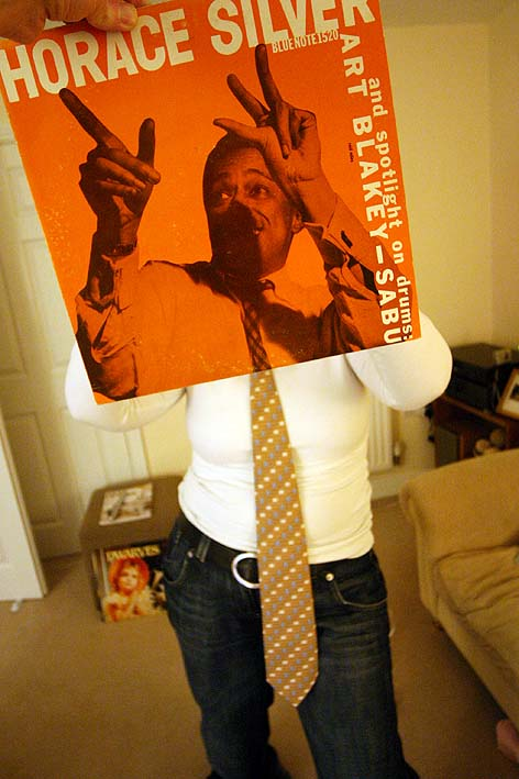 horace silver sleeveface
