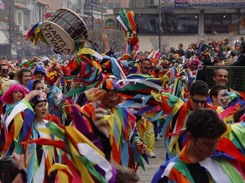 Ξάνθη Καρναβάλι - Xanthi Carnival 2008