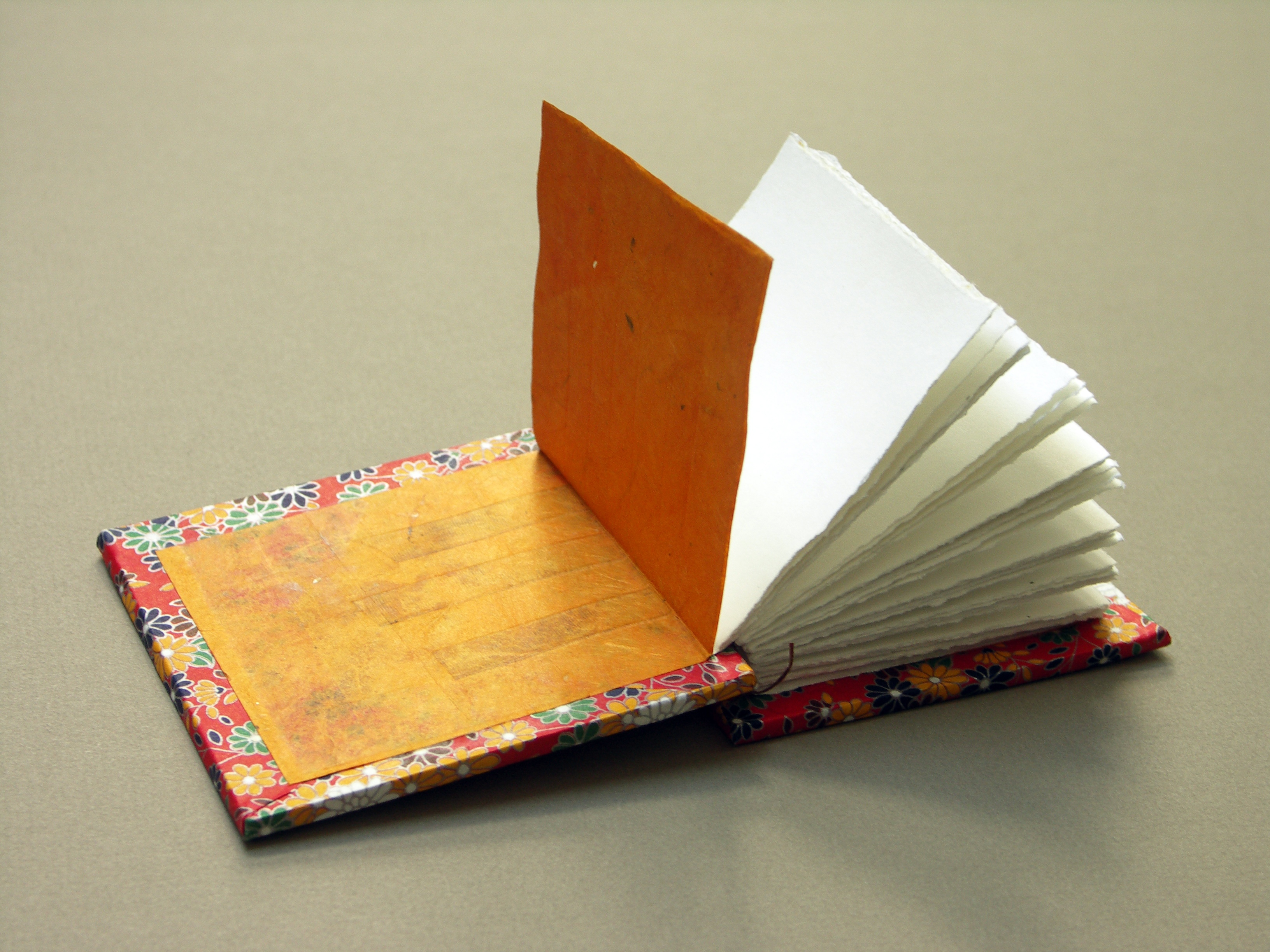 Mini Origami Paper Book Inside | Flickr - Photo Sharing! - photo#17