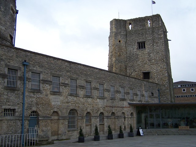 St George's Tower, Oxford Castle & Prison