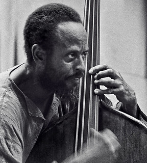 Percy Heath - pizzicato crop