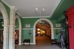 Shop hallway at Sandals Grande