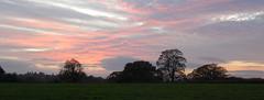 Sunset Over Ellesmere