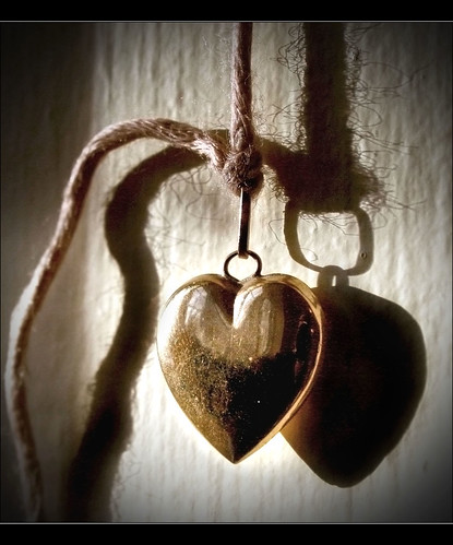 A tattered heart
