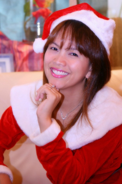 Laughing Santa's Helper :D