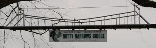 bridge roadsideattraction nuttynarrows