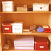 Craft Room - boxes