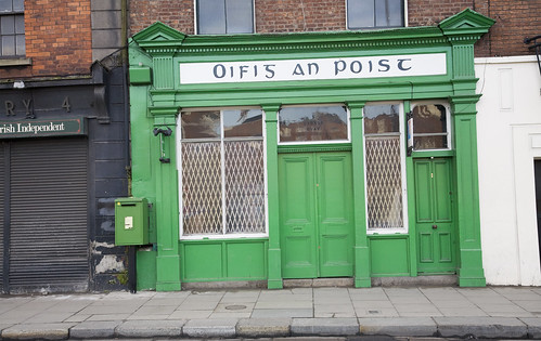 Traditional Irish Post Office