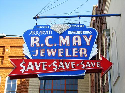 R.C.May Jeweler