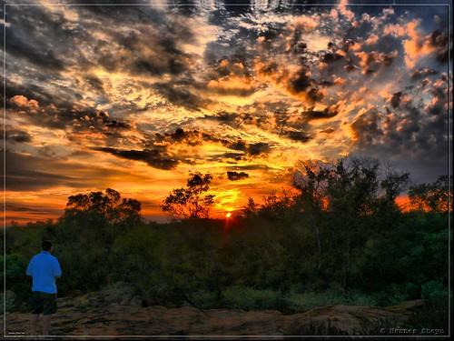 red sky sun nature clouds wow skyscape southafrica lumix fz20 scenery panasonic sunrises hdr cloudscape reserves limpopo 3xp specsky mywinners noti500 hannessteyn koedoesdraai