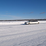 Limo on the Ice Road