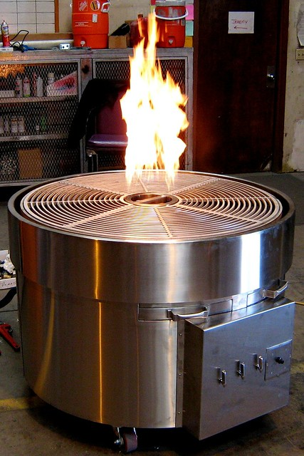 48in Rotating Broiler Flickr Photo Sharing