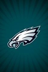 Philadelphia Eagles iPhone/iPod Touch Wallpaper
