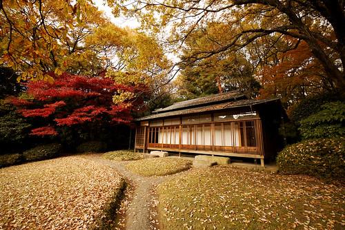 神宮內的小屋子