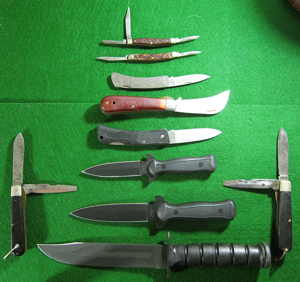 Camillus vintage knife pics and info sharing   Bushcraft USA Forums