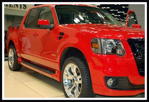 2008 ford explorer sport trac adrenalin automotive news. Black Bedroom Furniture Sets. Home Design Ideas