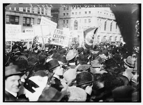 Socialists, Union Sq.  (LOC)