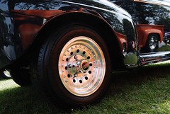 Custom cars (Wheels of time; Macungie, PA)