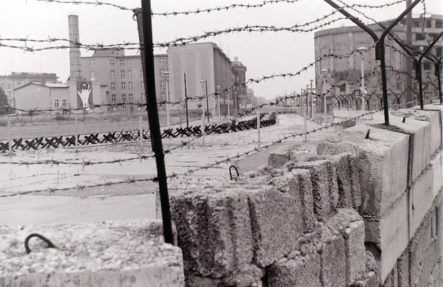 Potsdamer Platz, Berlin, 28 August 1962