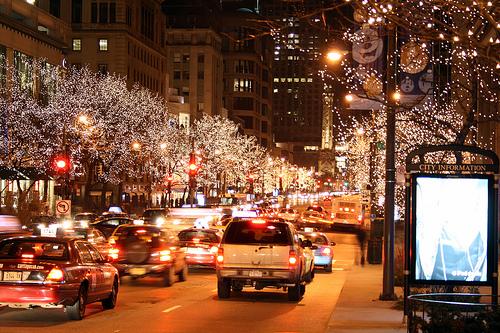 Christmas Light Show Machine