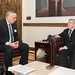 Secretary General Meets with President of International Organization for Security and Intelligence