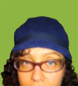 Blue Beanie Day, 11/26/07