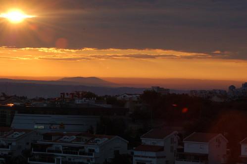 sunrise dawn israel carmel haifa ישראל חיפה naamatstreet רחובנעמת naamatst david55king