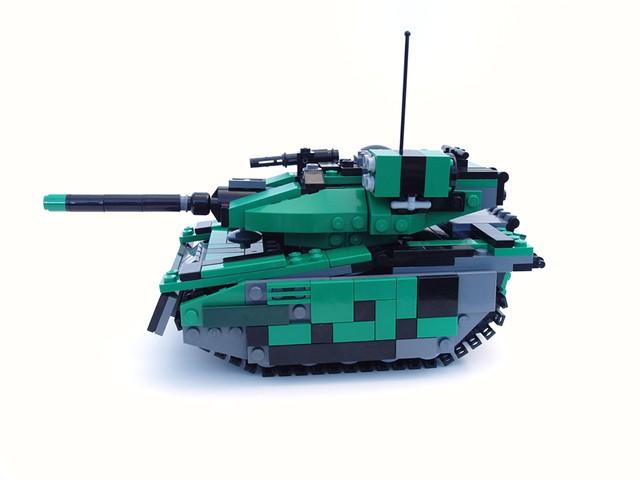 Tank WIP 02