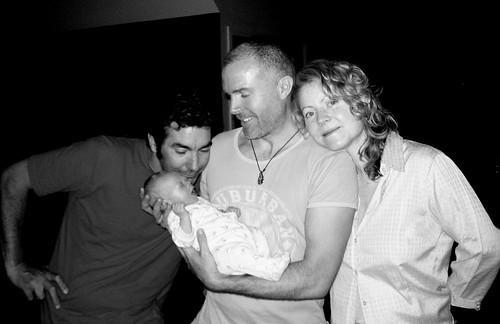 M, Elijah, D and E