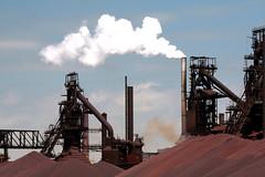 petroleum, industry, iron, oil field,