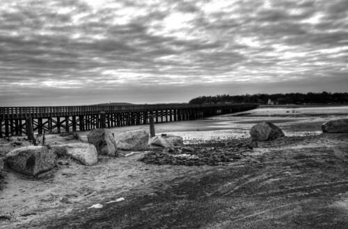 ocean bridge bw beach ma bay massachusetts hdr duxbury 02332 powderpoint diabetes365