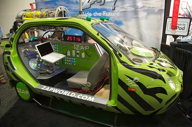 Bet Electric Car