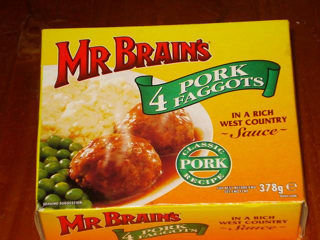 Mr Food S Cramber