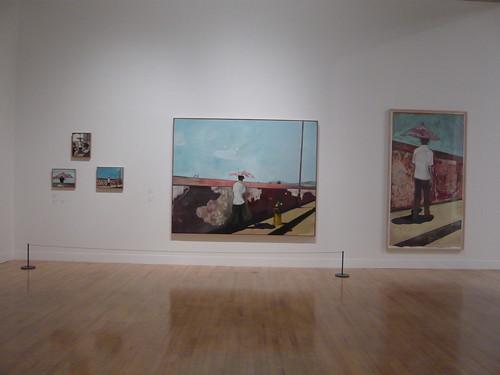 Peter Doig at Tate Britain