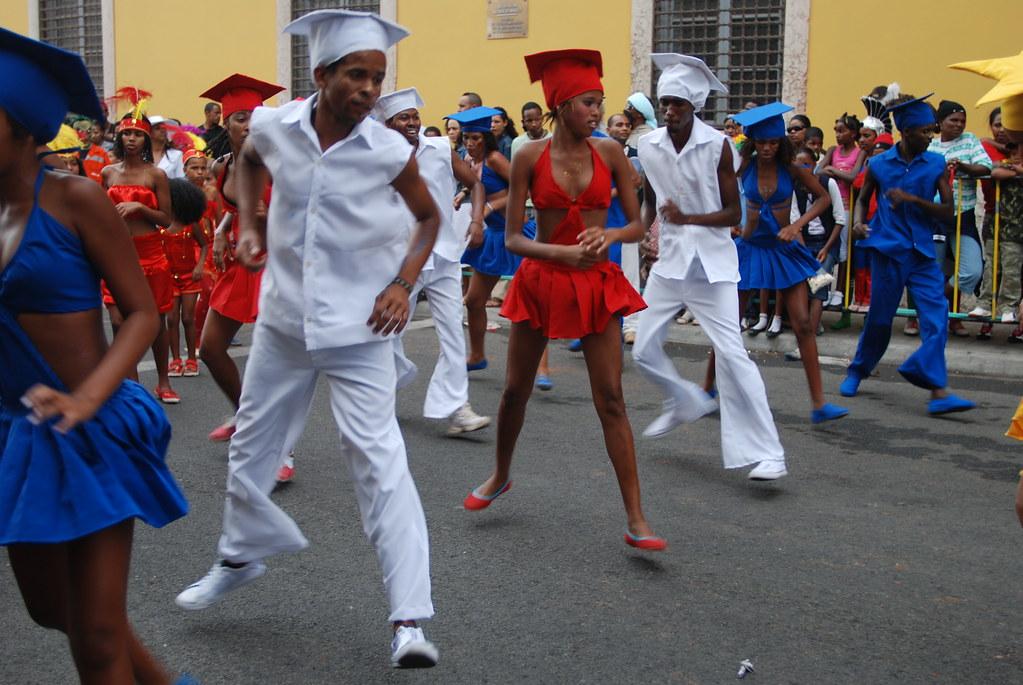 Carnaval de Mindelo - Cap-Vert - Suspension